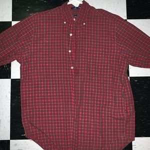 Long Sleeve Button-Up